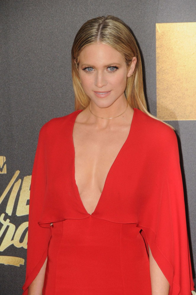 Brittany Snow - 2016 MTV Movie Awards in Burbank