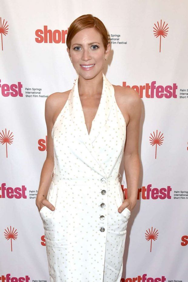 Brittany Snow - 2019 Palm Springs International ShortFest - Day 3 at Camelot Theaters