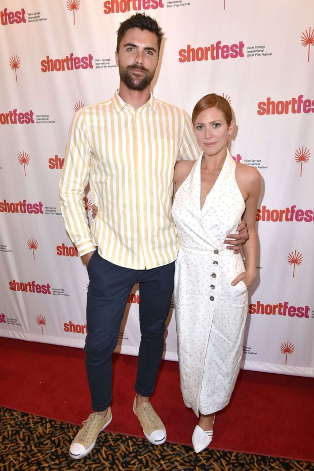 Brittany Snow: 2019 Palm Springs International ShortFest – Day 3 at Camelot Theaters-11