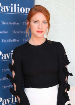 Brittany Snow - American Pavilion Opening at 70th Cannes Film Festival