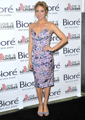 Brittany Snow - Biore Skincare Love Is Louder Project Event in LA