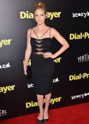 """Brittany Snow - """"Dial A Prayer"""" Premiere in LA"""