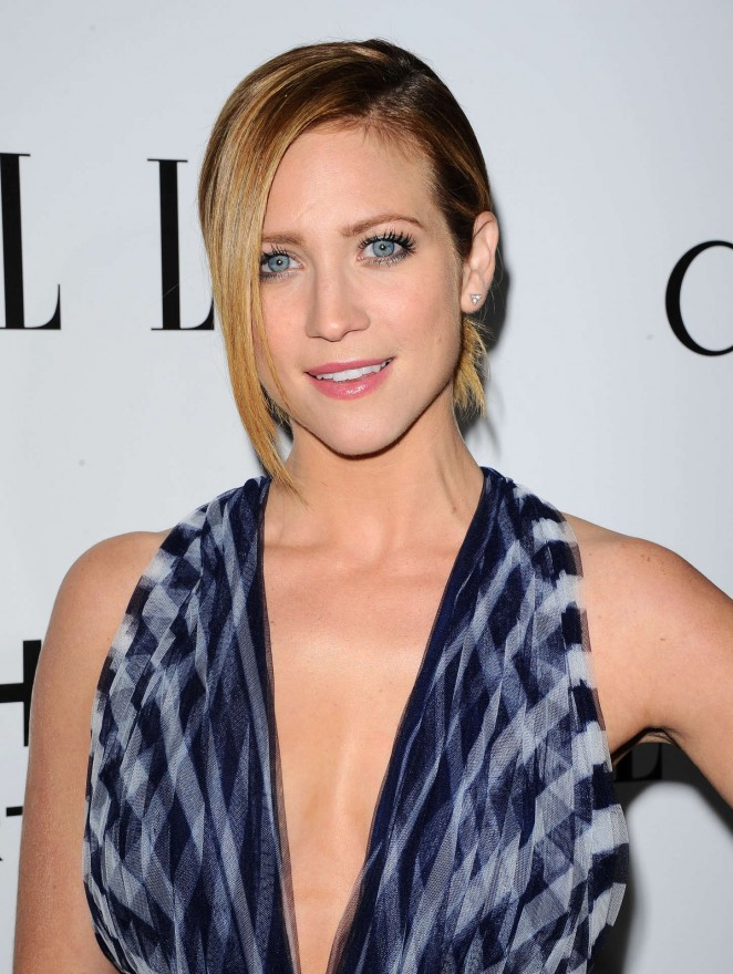 Brittany Snow - ELLE's Annual Women in Television Celebration 2015
