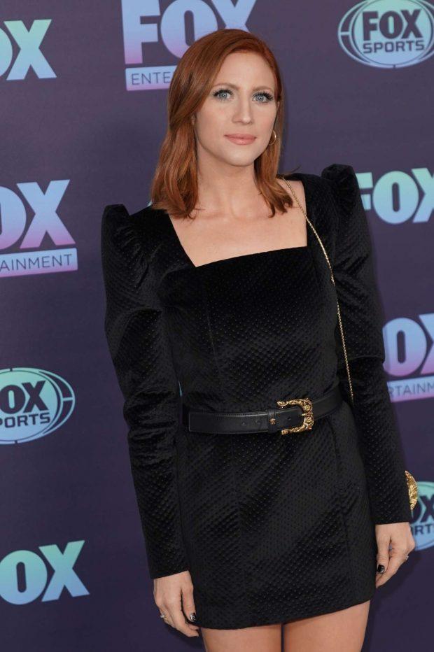 Brittany Snow - Fox Upfront Presentation in NYC