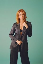 Brittany Snow - InStyle magazine - October 2019