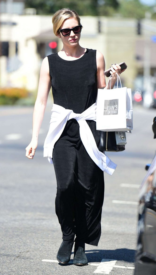 Brittany Snow - Out in Los Angeles