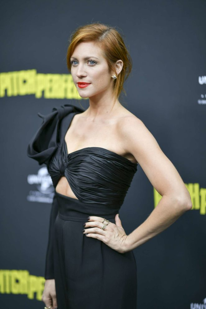 Brittany Snow - 'Pitch Perfect 3' Premiere in Sydney