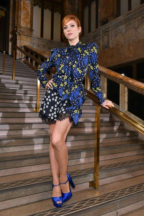 Brittany Snow - Self-Portrait Spring Summer 2020 - New York Fashion Week 2019