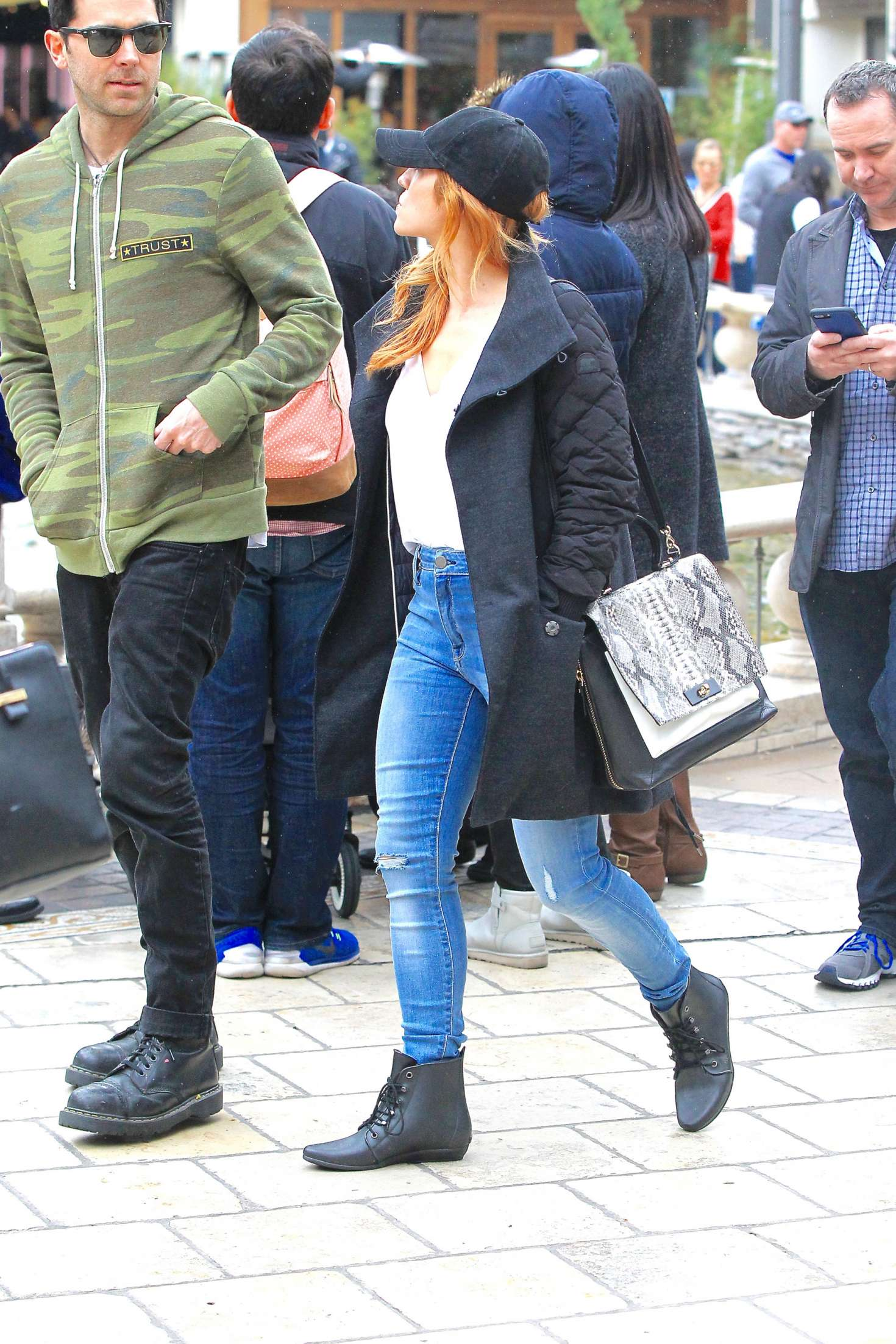 Brittany Snow – Shopping at the Grove in Los Angeles | Celebs by on the grove madewell, the grove mall, the grove santa, the grove in la, the grove of anaheim,