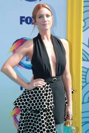 Brittany Snow - Teen Choice Awards 2019 - Los Angeles