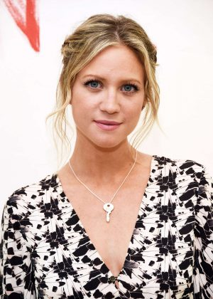 Brittany Snow - The Giving Keys and Love Is Louder Pop Up Shop Event in West Hollywood