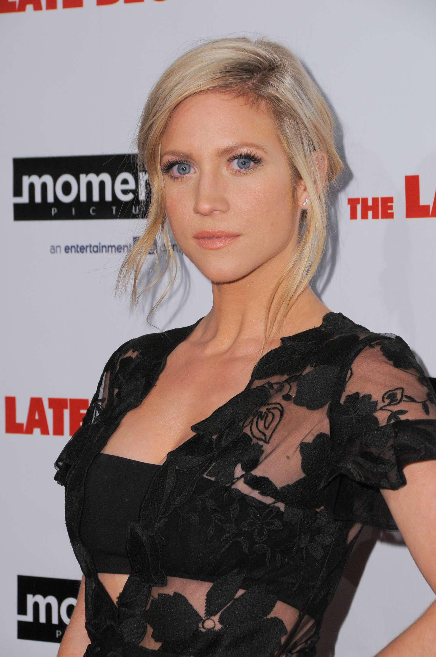 Brittany Snow - 'The Late Bloomer' Premiere in Los Angeles Brittany Snow