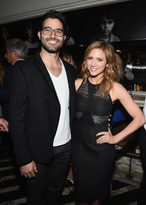 Brittany Snow - VANITY FAIR & Chrysler Celebration of Richard Linklater and Boyhood in LA