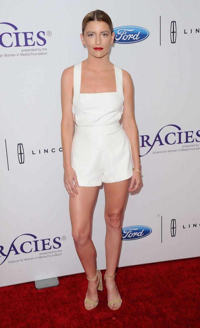 Brittney Berault - 2017 Gracie Awards in Los Angeles