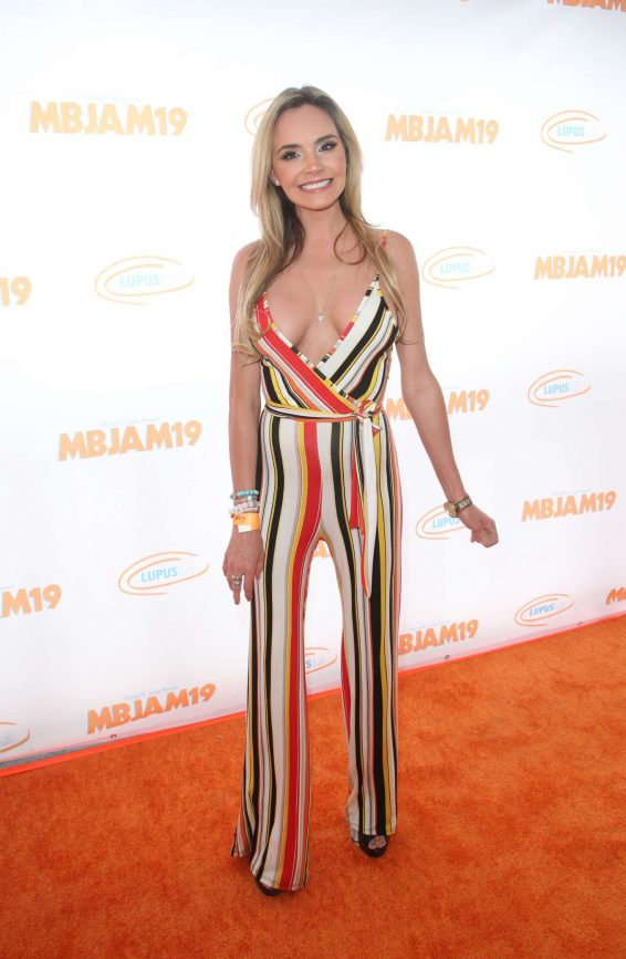 Brittney Lee - 3rd Annual MBJAM19 in Hollywood