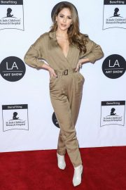 Brittney Palmer - Los Angeles Art Show 2020 Opening Night Gala in LA