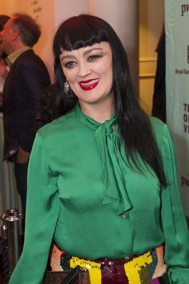 Bronagh Gallagher - 'Girl from the North Country' Party in London