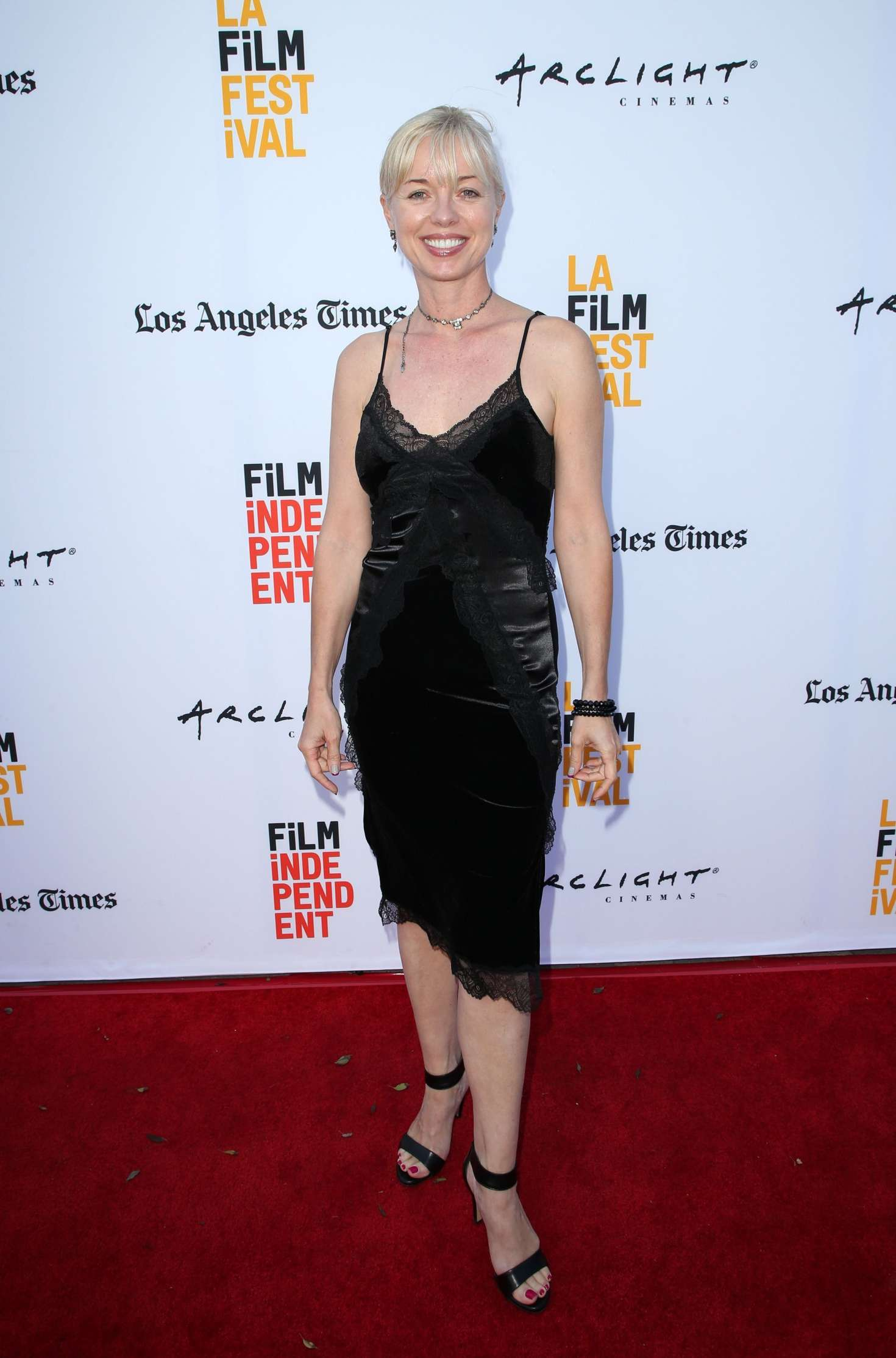 Bronwyn Cornelius - LA Fim Festival 'Never Here' and 'Laps' Premiere in Culver City