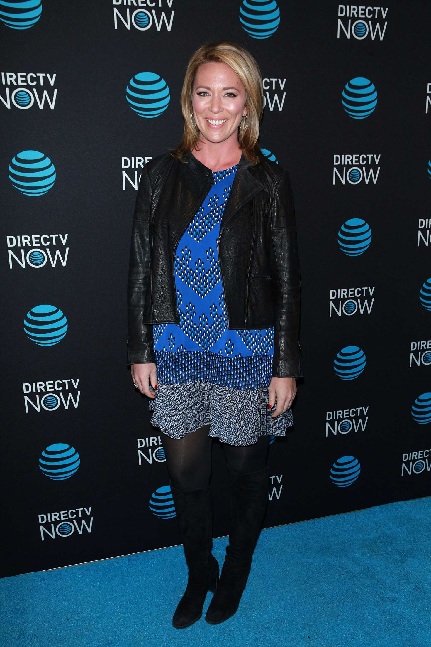 Brooke Baldwin: AT&T Celebrates The Launch Of DirectTV Now ...