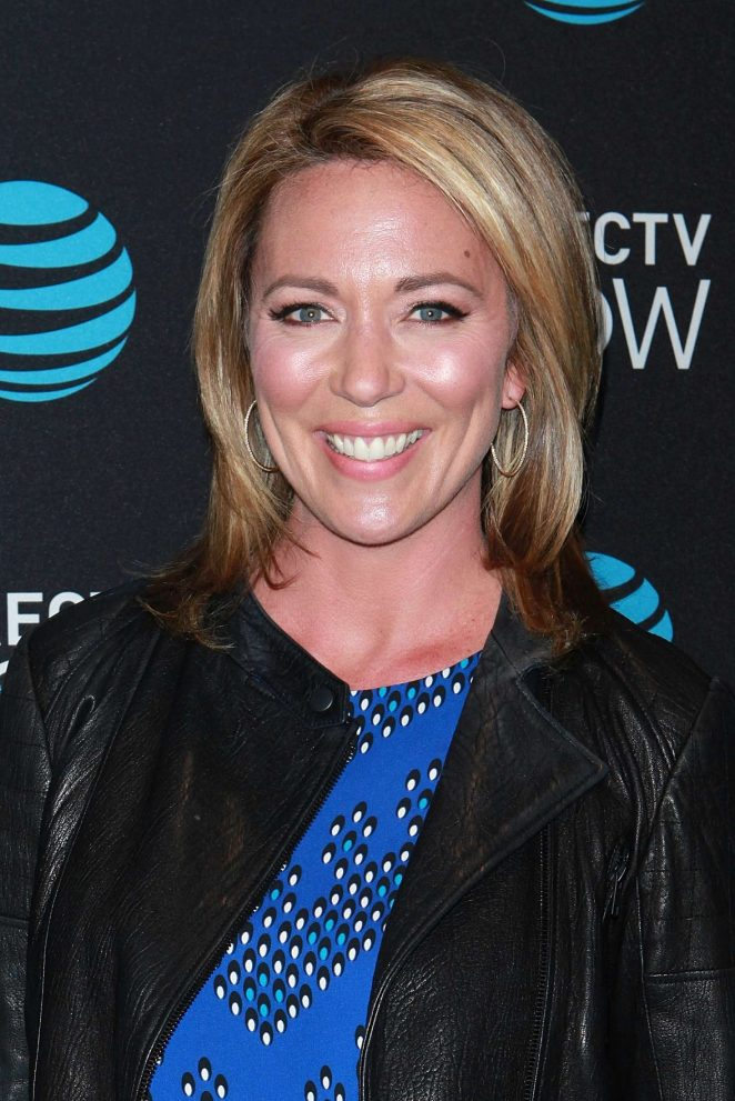 Brooke Baldwin - AT&T Celebrates The Launch Of DirectTV Now Event in NYC