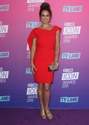 Brooke Burke - 2016 TV Land Icon Awards in Santa Monica