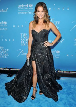 Brooke Burke - 2016 UNICEF Snowflake Ball in New York
