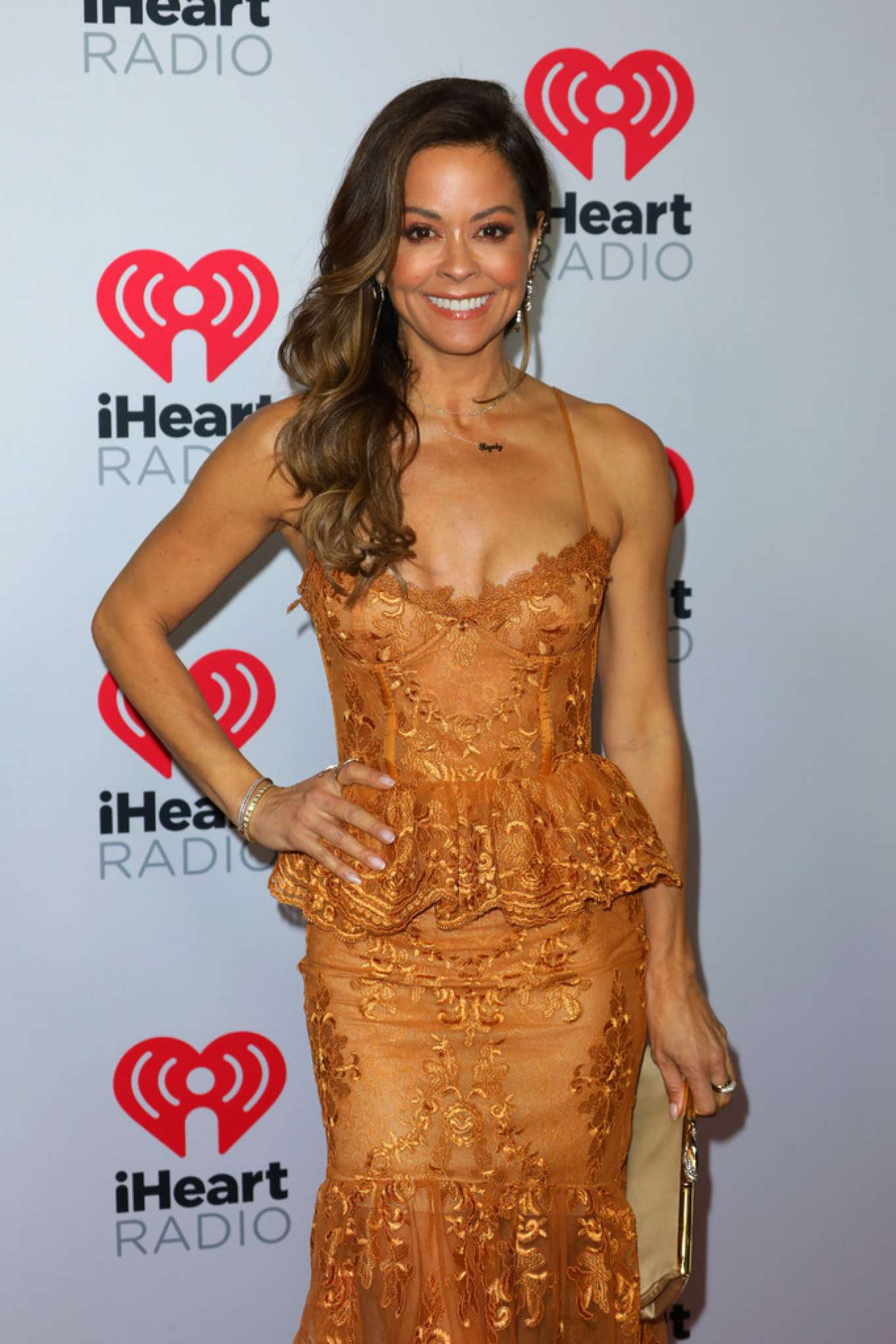 Brooke Burke - 2020 iHeartRadio Podcast Awards in Burbank
