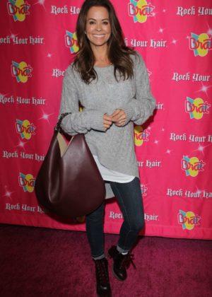 Brooke Burke - Annie LeBlanc 13th Birthday Party in Malibu