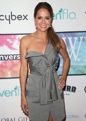 Brooke Burke - Eva Global Gift Foundation Usa Women's Empowerment Luncheon in LA