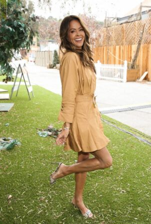 Brooke Burke - Hallmark Channel's Home and Family