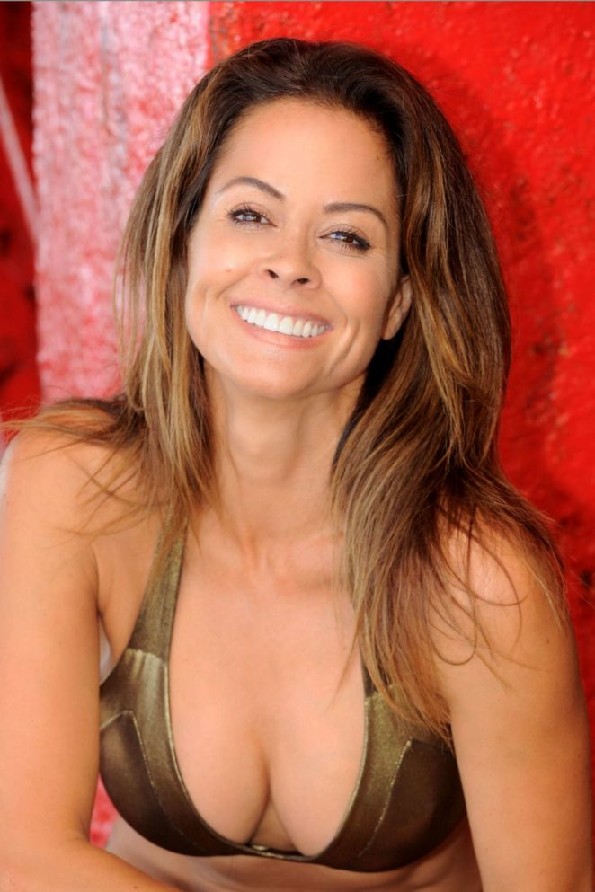 Brooke Burke: In Bikini in Malibu-10