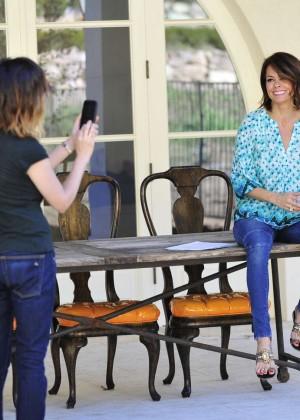 Brooke Burke: Michael Simon Photoshoot 2015 -07