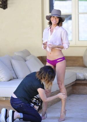 Brooke Burke: Michael Simon Photoshoot 2015 -08