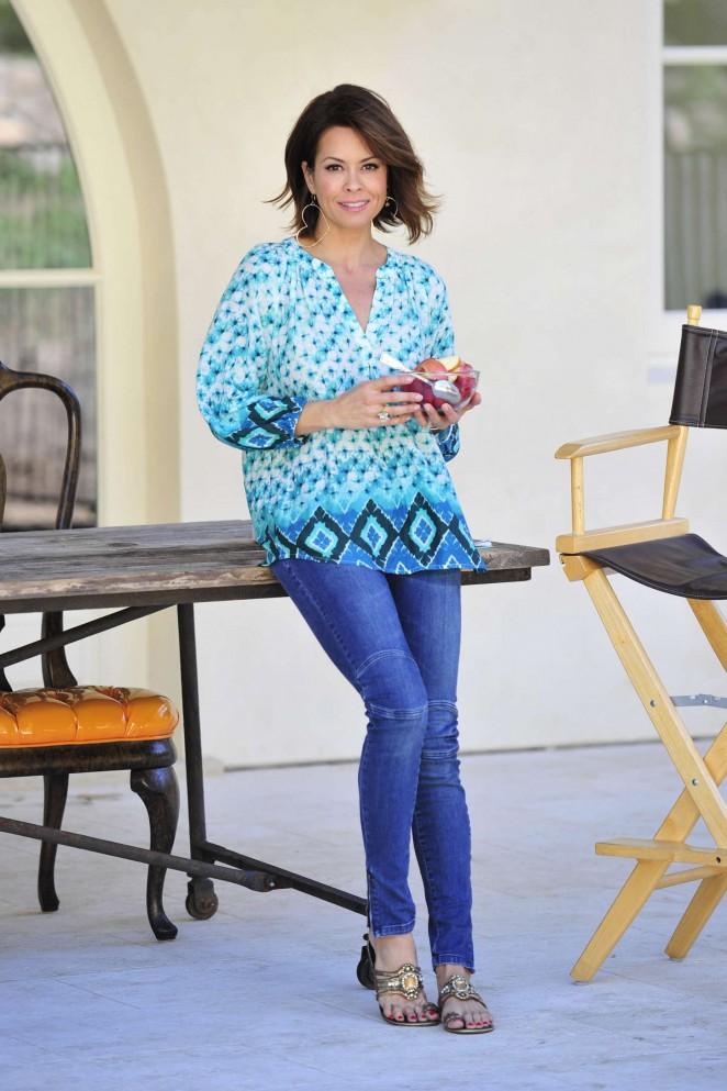 Brooke Burke: Michael Simon Photoshoot 2015 -22