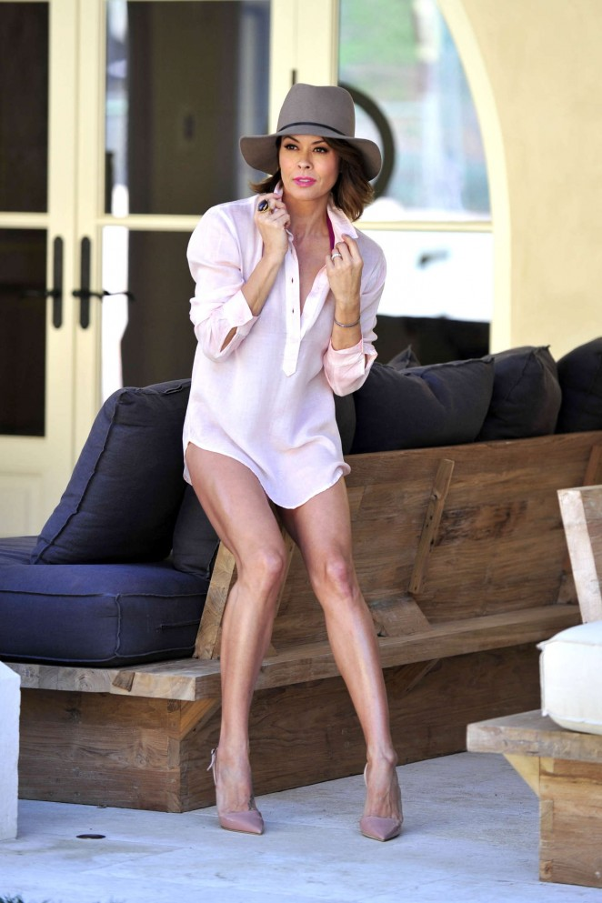 Brooke Burke: Michael Simon Photoshoot 2015 -26