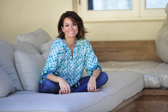 Brooke Burke: Michael Simon Photoshoot 2015 -27