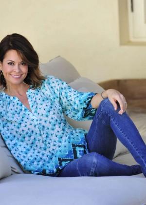 Brooke Burke: Michael Simon Photoshoot 2015 -28