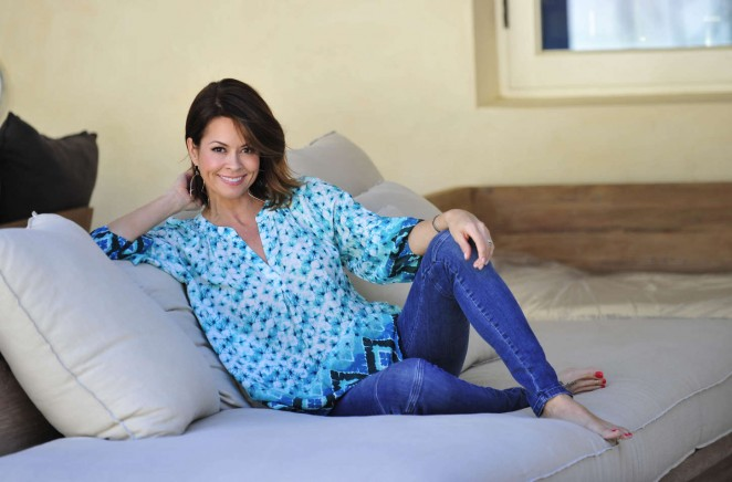 Brooke Burke: Michael Simon Photoshoot 2015 -28