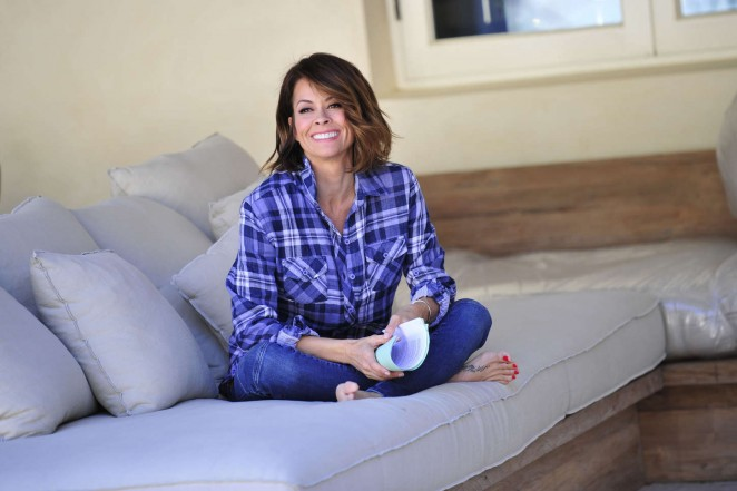 Brooke Burke: Michael Simon Photoshoot 2015 -29