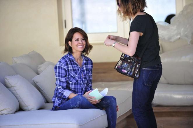 Brooke Burke: Michael Simon Photoshoot 2015 -30
