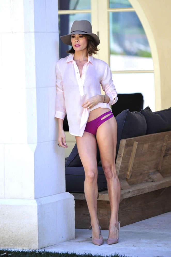 Brooke Burke: Michael Simon Photoshoot 2015 -38