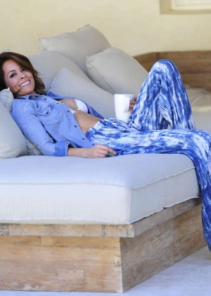 Brooke Burke: Michael Simon Photoshoot 2015 -39