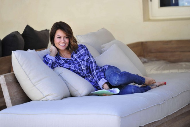 Brooke Burke: Michael Simon Photoshoot 2015 -41