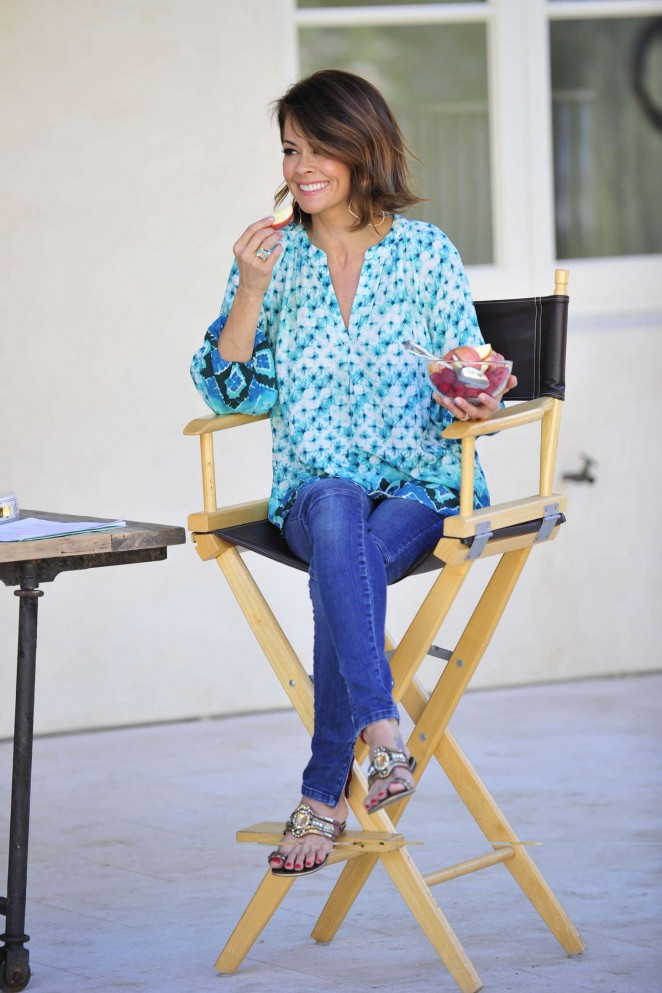 Brooke Burke: Michael Simon Photoshoot 2015 -44
