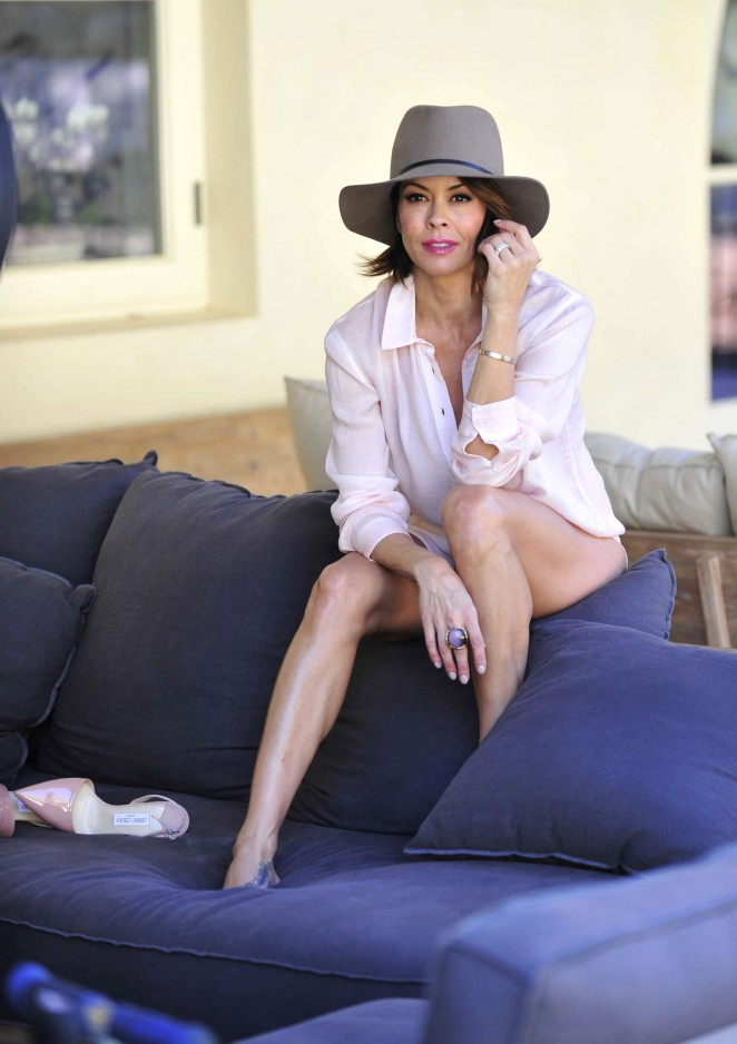 Brooke Burke: Michael Simon Photoshoot 2015 -46