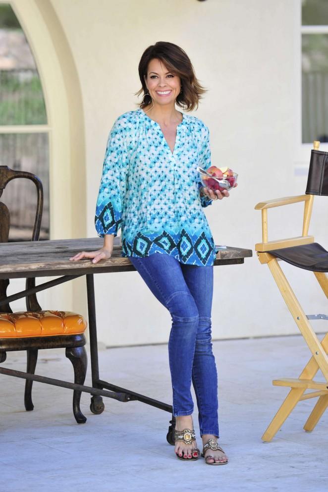 Brooke Burke: Michael Simon Photoshoot 2015 -47