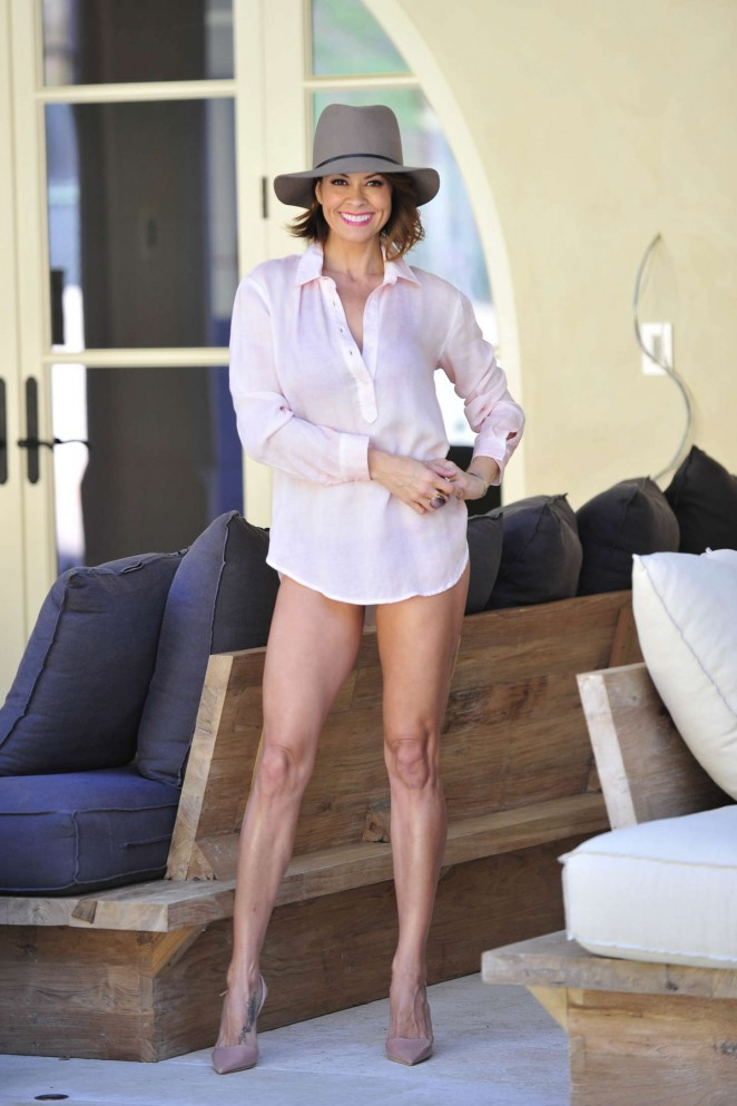 Brooke Burke: Michael Simon Photoshoot 2015 -50