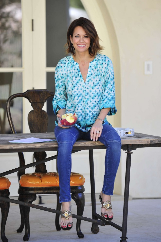Brooke Burke: Michael Simon Photoshoot 2015 -51