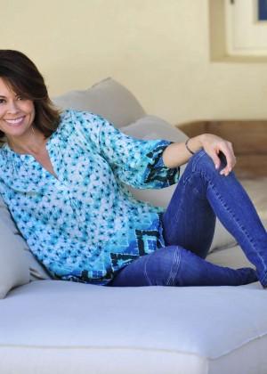 Brooke Burke: Michael Simon Photoshoot 2015 -66