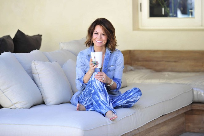 Brooke Burke: Michael Simon Photoshoot 2015 -70